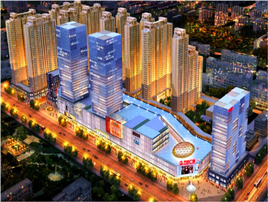 郑州二七万达广场